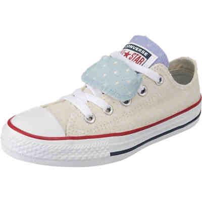 9eea63d02577b Kinder Sneakers Low Chuck Taylor All Star Double Tongue ...