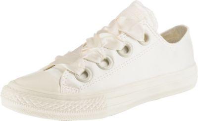 Converse Chuck Taylor All Star Big Eyelet Satin Ox Sneaker Kinder