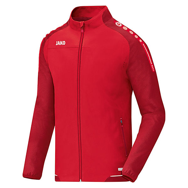 Jako Trainingsjacke Champ mit Feuchtigkeitsmanagement 9817-01 Outdoorjacken