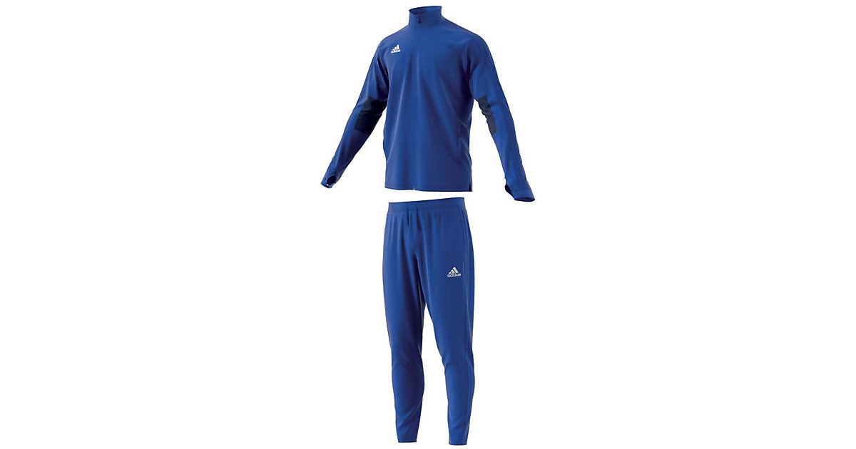 Adidas · Kinder Trainingsanzug Gr. 140