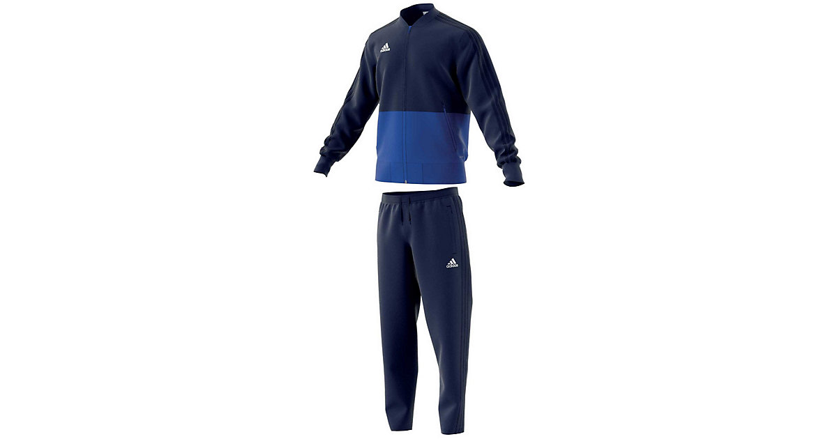 Adidas · Kinder Fußballanzug mit CLIMACOOL-Technologie Gr. 164