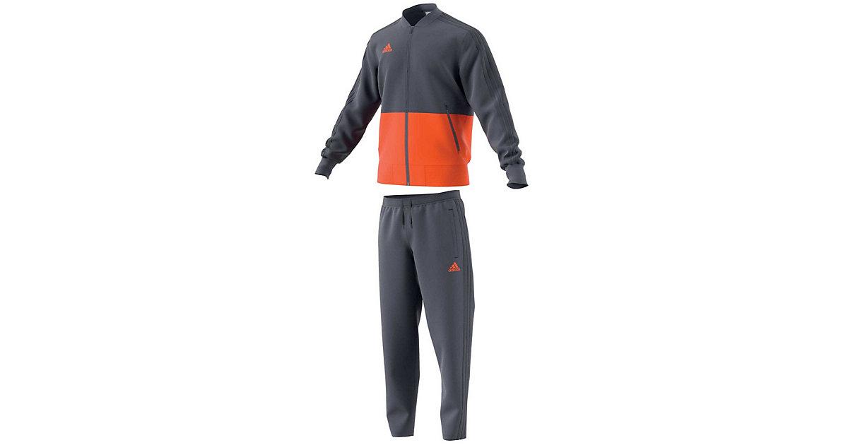 Adidas · Kinder Fußballanzug mit CLIMACOOL-Technologie Gr. 116
