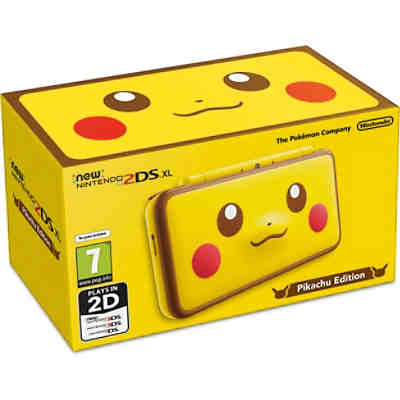 New Nintendo 2DS XL Konsole - Pikachu Edition
