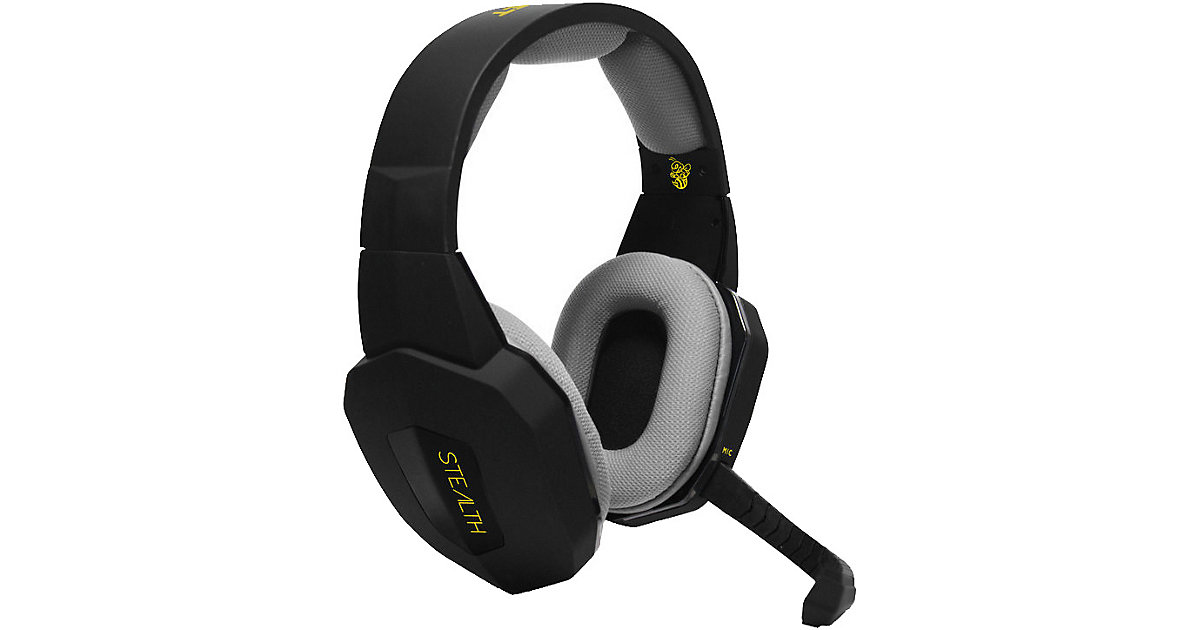 PS4 Stealth Multi Format Stereo Headset XP400 -...
