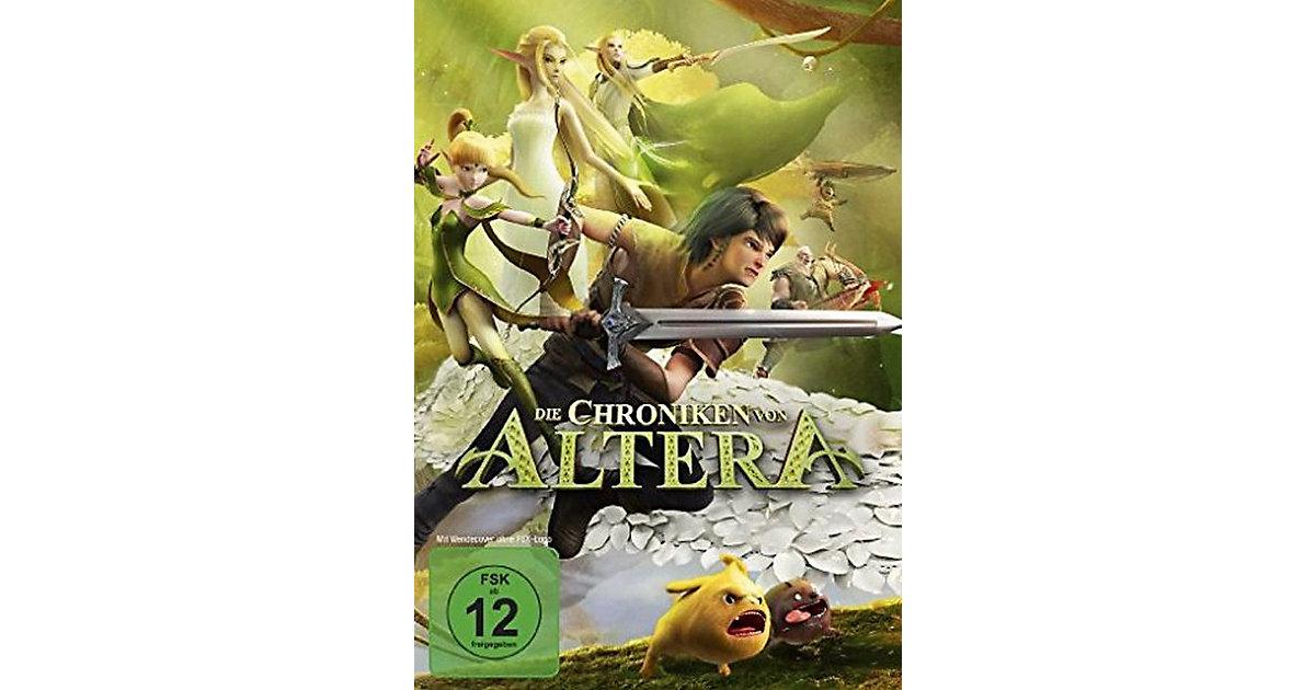 DVD Die Chroniken von Altera Hörbuch