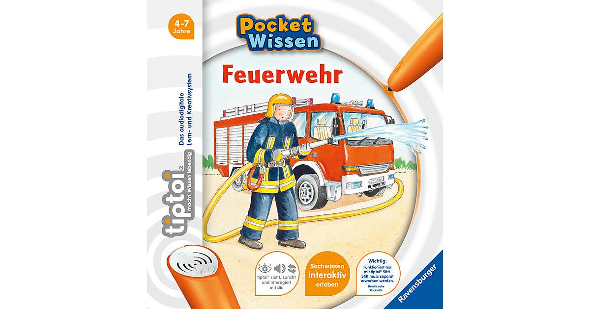 tiptoi® Pocket Wissen: Feuerwehr