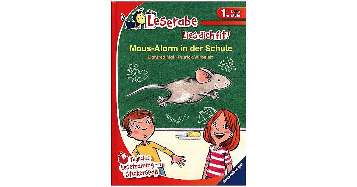 Leserabe - Lies dich fit: Maus-Alarm in der Sch...