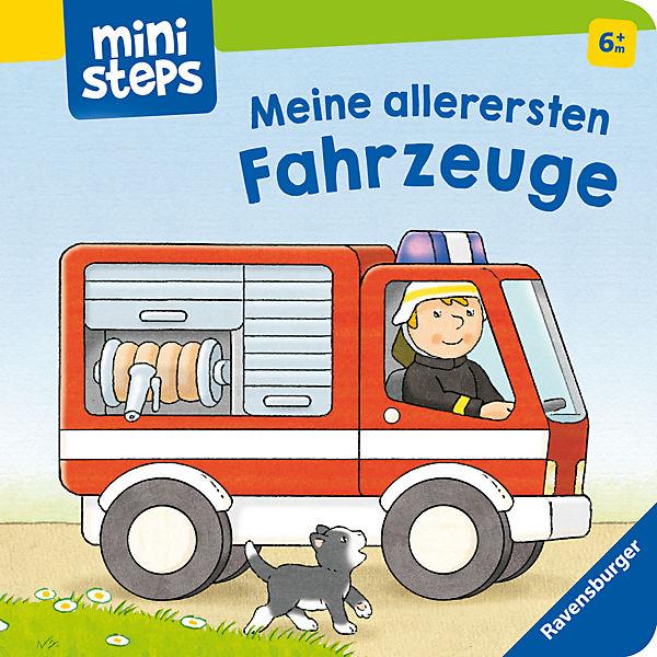 Ministeps Meine allerersten Fahrzeuge, Klaus Bliesener
