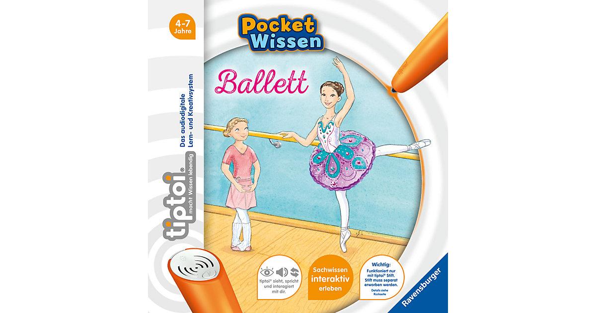 tiptoi® Pocket Wissen: Ballett