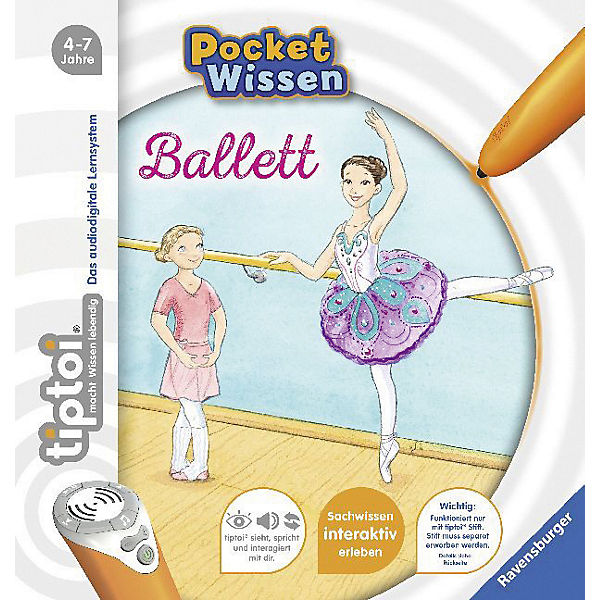tiptoi® Pocket Wissen: Ballett