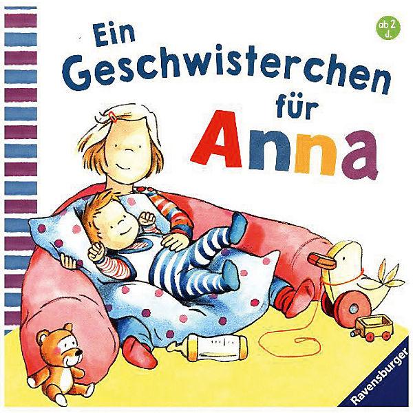 Ein Geschwisterchen für Anna, Regina Schwarz