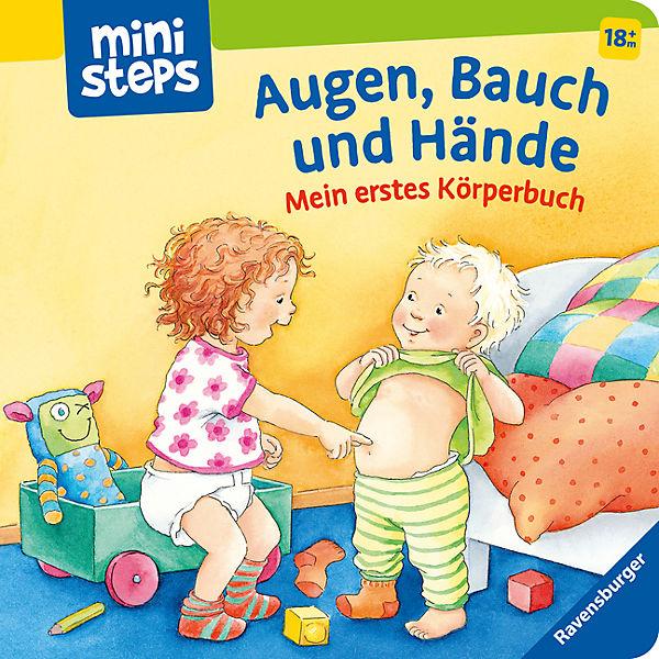 Ministeps Augen, Bauch und Hände, Regina Schwarz