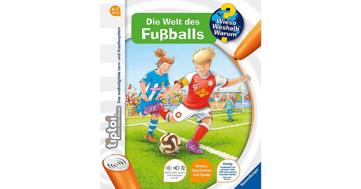 tiptoi® WWW Die Welt des Fußballs