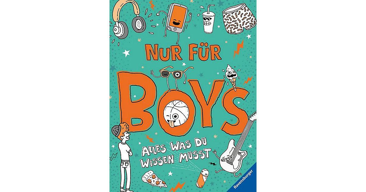 Nur Boys - Alles was du wissen musst Kinder