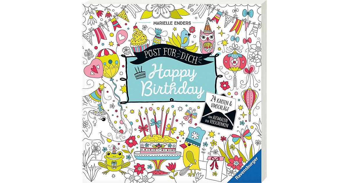 Post dich! Happy Birthday Kinder
