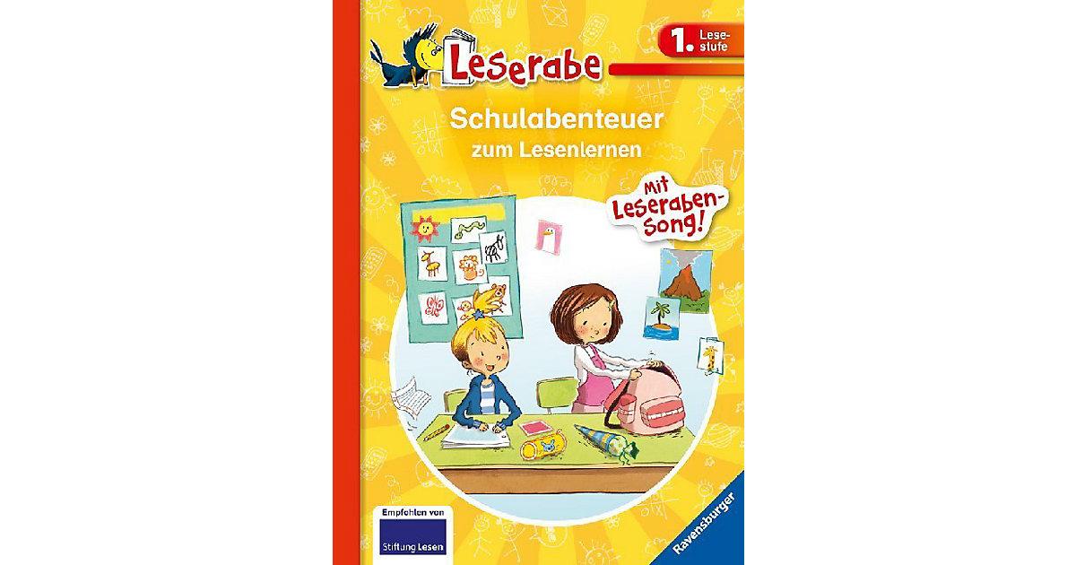 Leserabe: Schulabenteuer zum Lesenlernen, 1. Le...