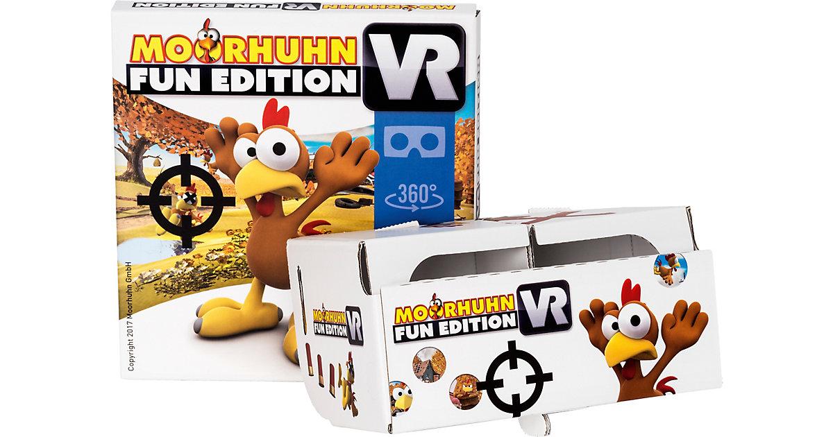 Moorhuhn VR Fun Edition inkl. VR-Brille und Spi...