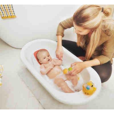 badesitz babycoon lila rosa funny mytoys. Black Bedroom Furniture Sets. Home Design Ideas