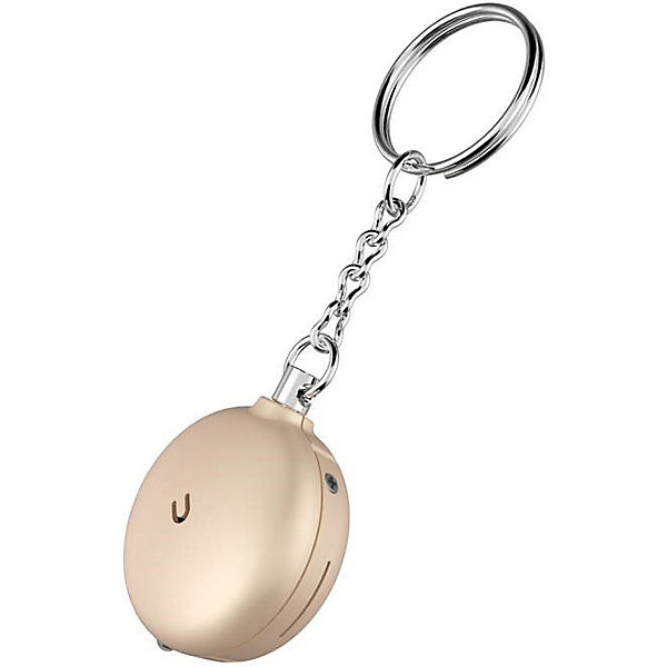 Security Mini Handtaschenalarm champagner