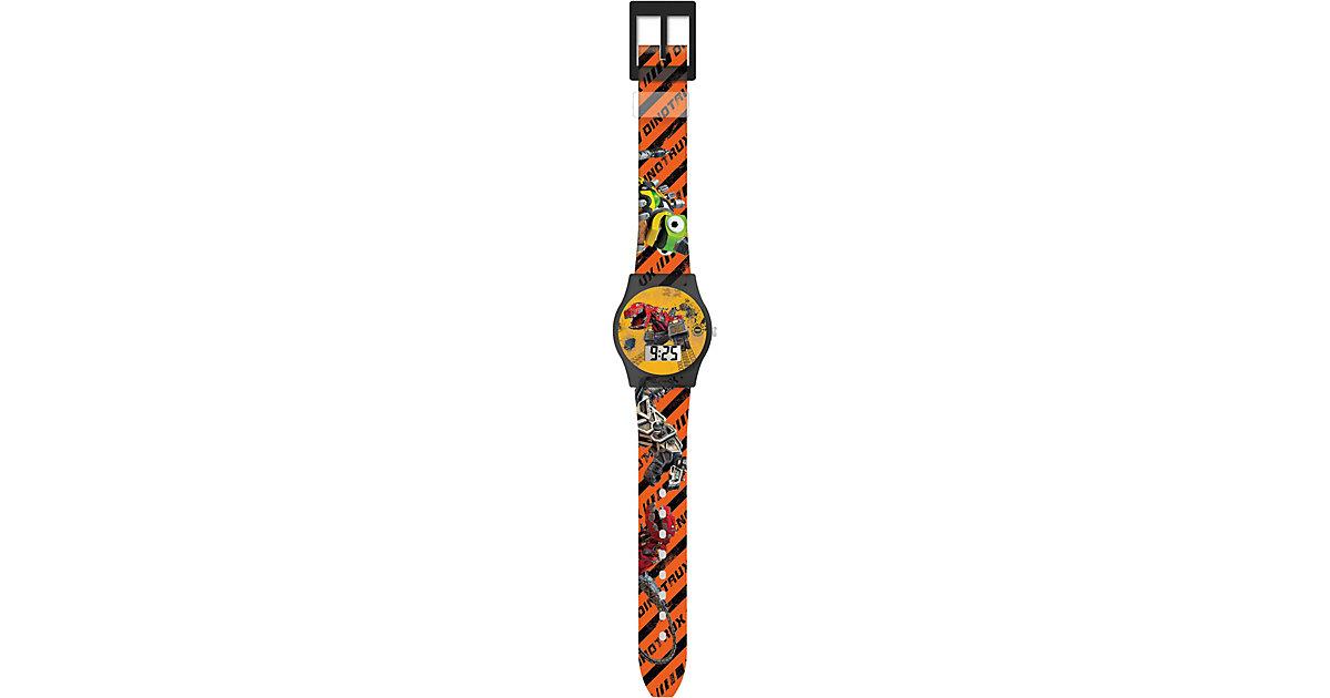 Dinotrux Armbanduhr mit LCD-Anzeige