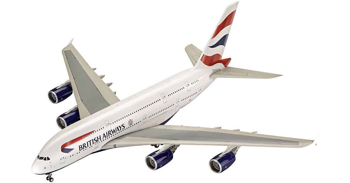 Revell Modellbausatz A380-800 Emirates