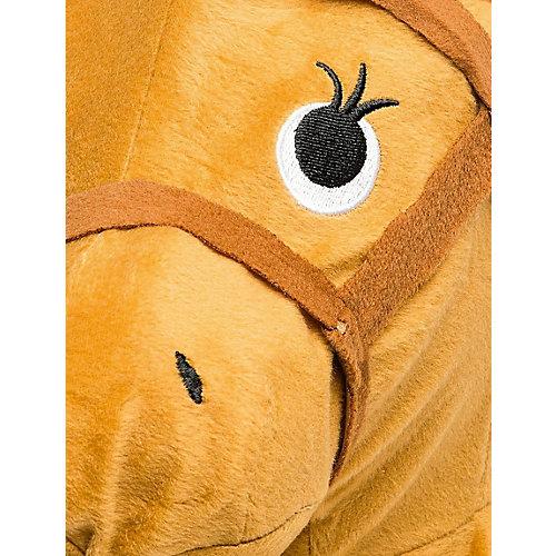Лошадка-попрыгунчик Shantou Gepai, бежевая от Shantou Gepai