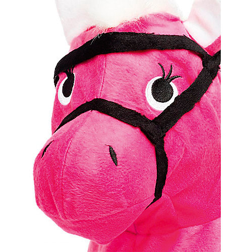 Лошадка-попрыгунчик Shantou Gepai, розовая от Shantou Gepai