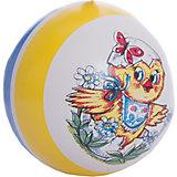Мяч  с рисунком, 10 см