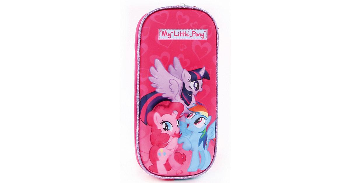 Schlamperbox 3D My Little Pony Mädchen Kinder