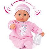 """Интерактивная кукла Bayer """"Моя первая кукла"""", 38 см"""
