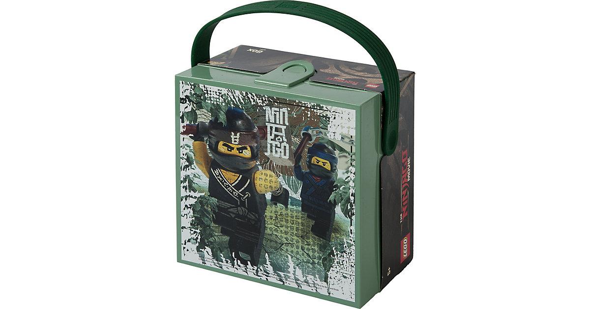 LEGO · LEGO Brotdose mit Griff Ninjago Movie