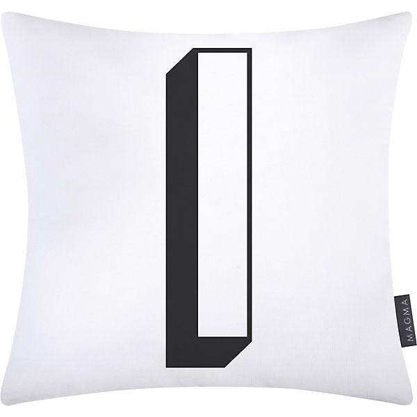Zierkissen Kissenhülle *Buchstaben* 40 x 40 cm