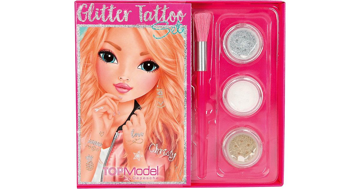 TOPModel Glitter Tattoo-Set