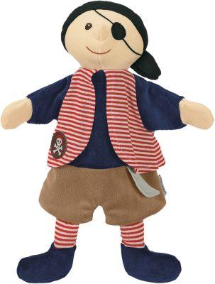 Haba Handpuppe Pirat Baby Puppen