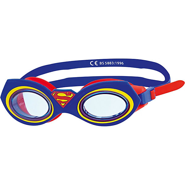 Schwimmbrille Superman Character, blau