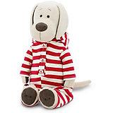 Мягкая игрушка Orange Собачка Лапуська: Забавная пижама, 25 см