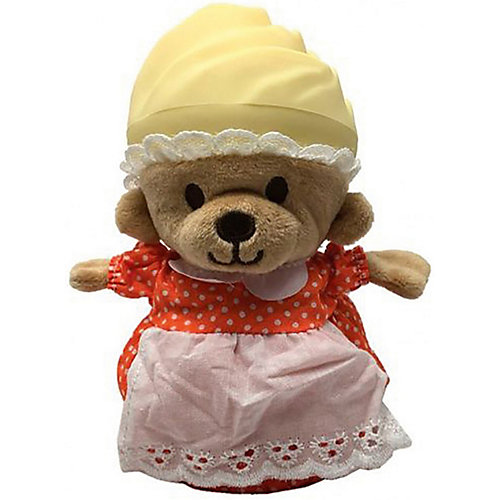 "Игрушка ""Медвежонок в капкейке"" Cupcake Bears, Тыковка от Cupcake Bears"