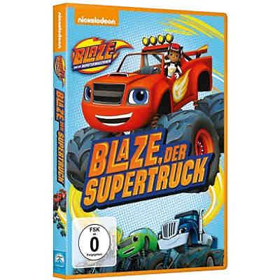 dvd blaze und die monster-maschinen 1 - blaze, der supertruck, universal | mytoys