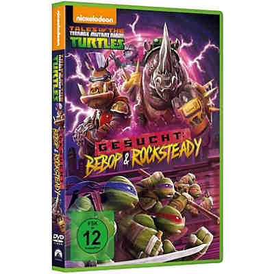 DVD Tales of the Teenage Mutant Ninja Turtles - Gesuch