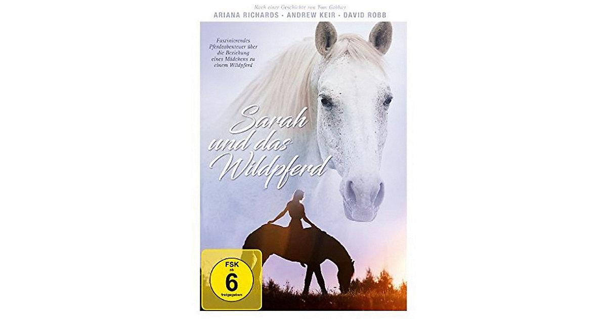DVD Sarah und das Wildpferd Hörbuch