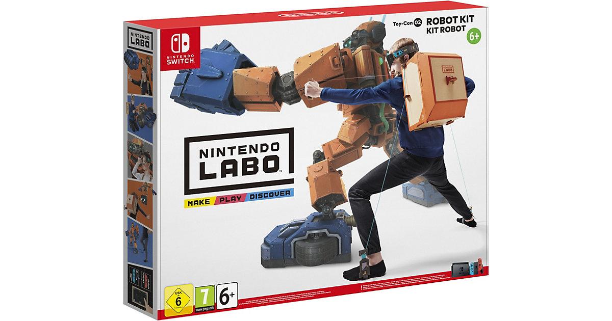 Image of Nintendo Labo - Toy-Con 02 Robo-Set (Nintendo Switch)