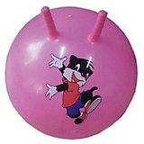 Мяч-попрыгун Z-Sports  с рожками, 55см