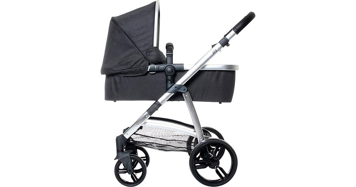 Osann · Kombi Kinderwagen joy, schwarz melange
