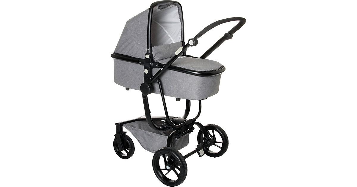 Osann · Kombi Kinderwagen dizzy, grau melange