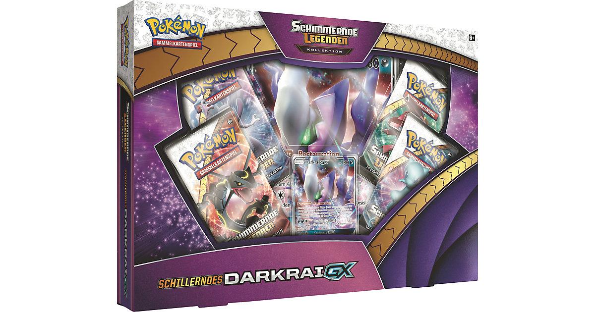Pokemon Shiny Darkrai-GX Box