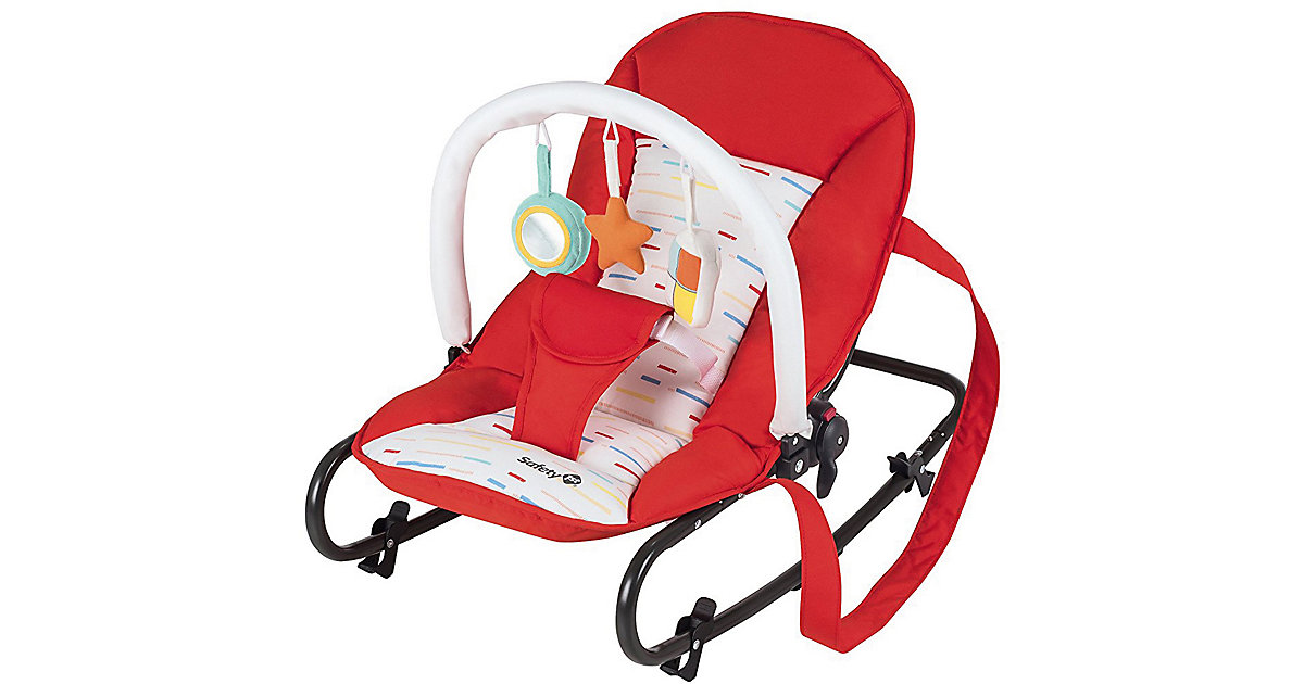 Safety 1st · Wippe Koala, Red Lines