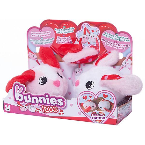 Кролики Bunnies IMC Toys  Подарочная серия , 2шт. в упаковке