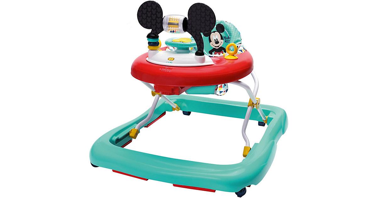 Lauflernhilfe Happy Triangles Walker™, Mickey Mouse, blau/rot