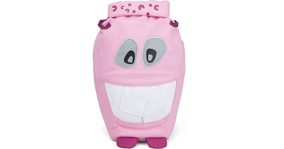 Kinderrucksack Großer Monster Freund Pink Might...