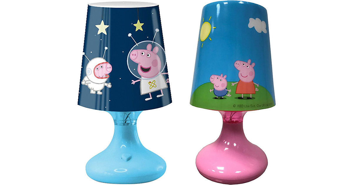 LED-Tischlampe Peppa Pig